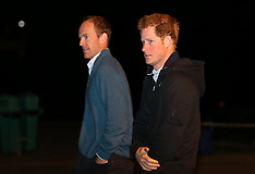 Stewart Island - Prince Harry arrives at the South Sea Hotel