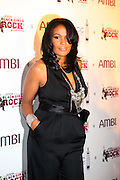 DJ Beverly Bond at the 2009 Black Girls Rock Awards held at The Times Center on October 17, 2009 in New York City..The Black Girl Rock! Awards were created to celebrate the accomplishments of exceptional women of color who have made outstanding contributions in their careers and who stand as inspirational in the community.