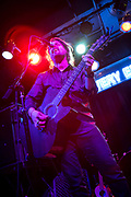New York - Flat Earth Society featuring Geoff Grayson plays the Bowery Electric in New York City on September 23rd, 2017 (Matt Peyton)