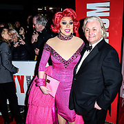 La Voix  Arrivals at Pretty Woman The Musical press night at Piccadilly Theatre on 2nd March 2020, London, UK.