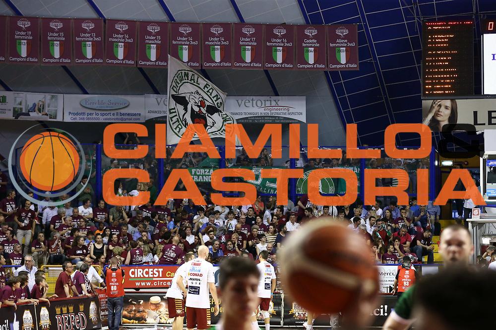 tifosi Sidigas Avellino<br /> Umana Reyer Venezia vs Sidigas Avellino<br /> Lega Basket Serie A 2016/2017<br /> Play Off SemiFinali Gara 1<br /> Venezia,26/05/2017<br /> Foto Ciamillo-Castoria/A. Gilardi