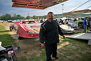 Russ Adams on Dirt Track Racing.