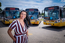 Porto Alegre, RS 16/01/2019: Retrato da diretora-presidente da Carris, Helen Machado. Foto: Jefferson Bernardes/PMPA