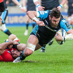 Glasgow Warriors v Toulouse | European Rugby Champuions Cup | 13 December 2014