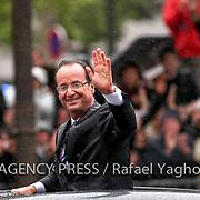 Investiture Président  R.F Hollande