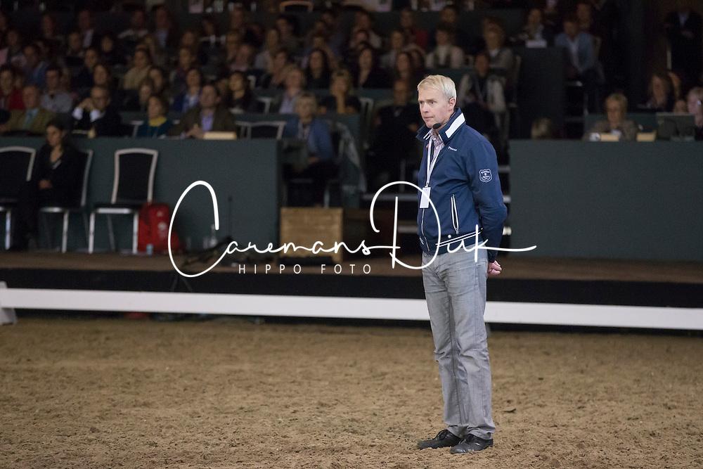 Jan Brink (SWE)<br /> Global Dressage Forum<br /> Academy Bartels - Hooge Mierden 2013<br /> &copy; Dirk Caremans