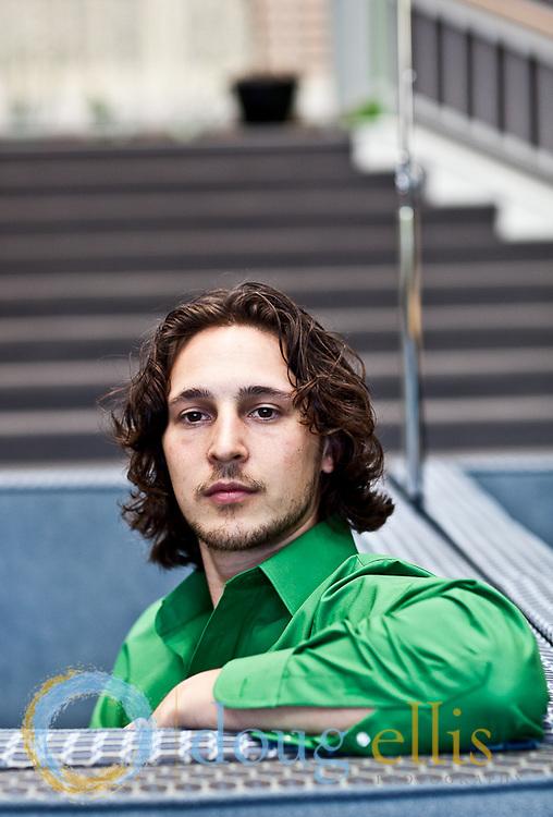 Modeling pictures for Matt Thomas, San Jose, CA