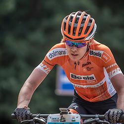 APELDOORN (NED) NK Mountainbike <br />Anna van der Breggen