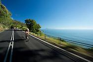 Pete Jacobs (AUS). 2012 Ironman Cairns Triathlon. Cairns, Queensland, Australia. 03/06/2012. Photo By Lucas Wroe.
