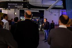 Igor Matejov at Evening event of Mimovrste shop in BTC, on February 28, 2020 in Ljubljana, Slovenia. Photo by Vid Ponikvar / Sportida