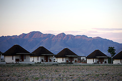 NAMIBIA NAUKLUFT 19APR14 - Chalets at the Desert Homestead Lodge, Naukluft National Park, Namibia.<br /> <br /> <br /> <br /> jre/Photo by Jiri Rezac<br /> <br /> <br /> <br /> © Jiri Rezac 2014