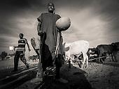 Mali - Peul, Fulani BW