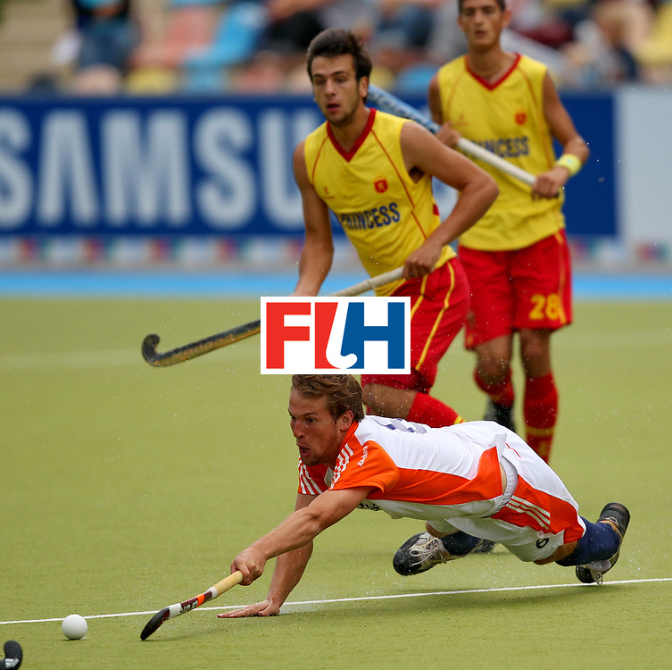Mens Champions Trophy, Monchengladbach, Germany, 2010<br /> Netherlands v Spain Day , 31/07/10<br /> <br /> Credit: Grant Treeby<br /> <br /> Editorial use only (No Archiving) Unless previously arranged