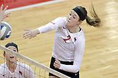 2014 Illinois State Redbirds Women's Volleyball Photos