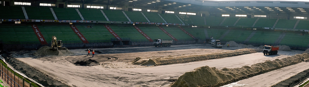 The day after - Alltech FEI World Equestrian Games&trade; 2014 - Normandy, France.<br /> &copy; Hippo Foto Team - Dirk Caremans<br /> 07/09/1