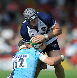 - Photo mandatory by-line: Dougie Allward/JMP - Mobile: 07966 386802 - 7/09/14 - SPORT - RUGBY - Bristol - Ashton Gate - Bristol Rugby v Worcester Warriors - The Rugby Championship