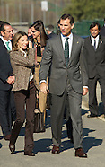 102211 princes asturias visit san tirso de abres
