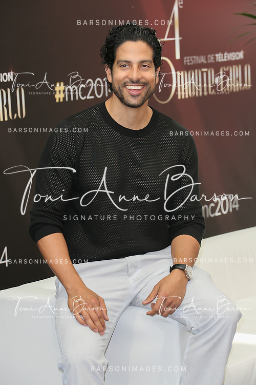 "MONTE-CARLO, MONACO - JUNE 09:  Adam Rodriguez attends ""Reckless"" photocall at the Grimaldi Forum on June 9, 2014 in Monte-Carlo, Monaco.  (Photo by Tony Barson/FilmMagic)"