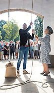 Oldebroek, 21-09-2016<br /> <br /> Princess Beatrix opened the restored Mill The Hope in Oldebroek. The Mill was built in 1853  and restored in 5 years.<br /> <br /> Royalportraits Europe/Bernard Ruebsamen