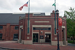 Salem Armory and Visitors Center, Salem Maritime National Historic Site, Salem, Massachusetts, United States of America
