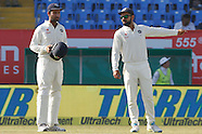 Cricket - India v England 1st Test Day 5 at Rajkot