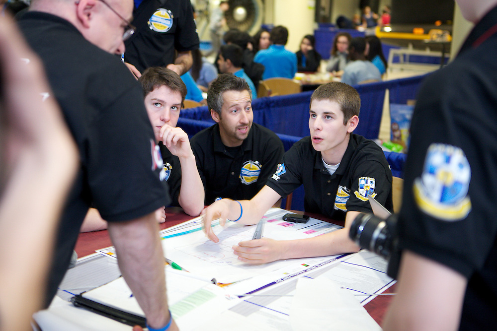 From the press release:..MONTREAL, Jan. 6, 2012 /CNW Telbec/ - Youth Fusion and FIRST Robotics Quebec invite media representatives to the official launch of the FIRST International Robotics Competition taking place at École de Technologie Supérieure (ÉTS). The competition will see over two thousand high school teams compete in regional events across the United States and Canada...The following people will speak:..Yves Beauchamp, Director General - ÉTS.Maud Cohen, President - Quebec Order of Engineers.Richard Deschamps, Vice-President - Executive Committee of the City of Montreal.François Michaud, Director 3IT, Sherbrooke University..They will address an audience of over 750 high school students and 150 mentors, who eagerly await the announcement of the rules for this year's challenge, webcast simultaneously worldwide on that day. The teenagers, all from 32 Quebec high schools, will receive the kit of parts that they will use to build a highly functional robot over the following six weeks to compete at the first Robotics Festival in Quebec, which will take place on March 15-17, 2012 at the Uniprix Stadium in Montreal. ..Saturday, January 7, 2012.10:30 a.m..At ÉTS: 1100, Notre-Dame West..For further information:.Gabriel Bran Lopez,.Founder and Executive Director, Youth Fusion.Cell: (514) 662-2183.info@fusionjeunessequebec.org