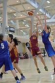 20130724 U15 National Championship Basketball Tournament Day 1