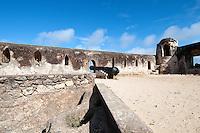 Fort Jesus in Mombasa, Kenya