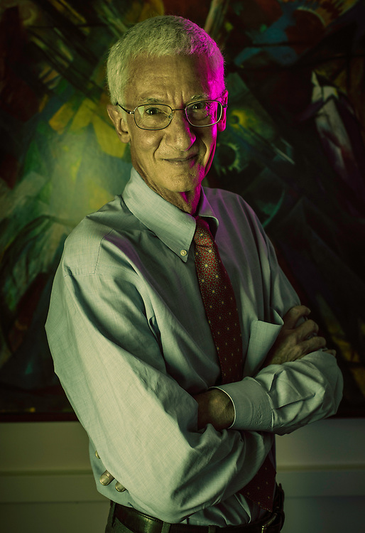 BALTIMORE, MD -- AUGUST 12: Roland R. Griffiths, Ph.D. is a professor in the departments of Psychiatry and Neuroscience at Johns Hopkins University School of Medicine. He studies the effects of psychoactive drugs on the mind in his lab which is set up to look like a living room.<br /> &hellip;. (photo by Andre Chung for The Washington Post) MAGAZINE