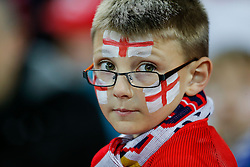 England supporters - Photo mandatory by-line: Rogan Thomson/JMP - 07966 386802 - 27/03/2015 - SPORT - FOOTBALL - London, England - Wembley Stadium - England v Lithuania UEFA Euro 2016 Qualifier.