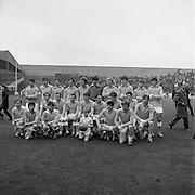 All Ireland Minor Football Final, Antrim v Roscommon.  Antrim Team..14.09.1969.