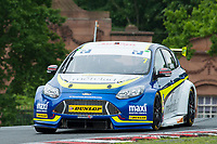 #7 Stephen Jelley Team Parker with Maximum Motorsport  Ford Focus ST  during Round 4 of the British Touring Car Championship  as part of the BTCC Championship at Oulton Park, Little Budworth, Cheshire, United Kingdom. May 20 2017. World Copyright Peter Taylor/PSP.