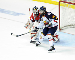 Matt Kennedy of the Barrie Colts in Game 3 of the Rogers OHL Championship Series in Windsor on Sunday May 2. Photo by Aaron Bell/OHL Images