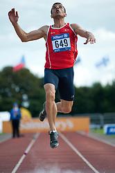 SURE Zulfikar, 2014 IPC European Athletics Championships, Swansea, Wales, United Kingdom
