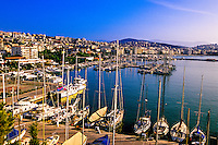 The marina, Kusadasi, Turkey