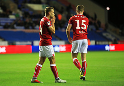 Bristol City's Andreas Wiemann reacts after missing a chance - Mandatory by-line: Matt McNulty/JMP - 21/09/2018 - FOOTBALL - DW Stadium - Wigan, England - Wigan Athletic v Bristol City - Sky Bet Championship