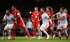 Wales v Spain, 11 Oct 2018