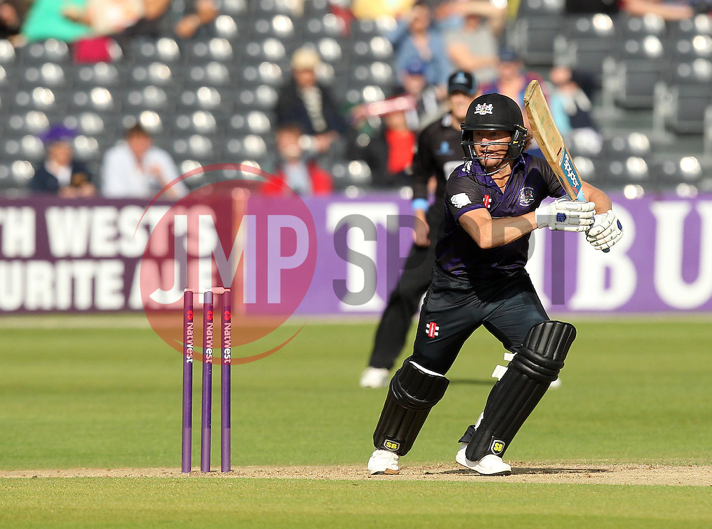 Gloucestershire's Hamish Marshall - Photo mandatory by-line: Robbie Stephenson/JMP - Mobile: 07966 386802 - 26/06/2015 - SPORT - Cricket - Bristol - The County Ground - Gloucestershire v Sussex - Natwest T20 Blast