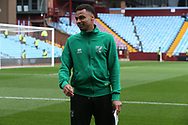 Josh Murphy of Norwich before the Sky Bet Championship match at Villa Park, Birmingham<br /> Picture by Paul Chesterton/Focus Images Ltd +44 7904 640267<br /> 01/04/2017