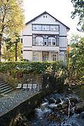 Zentrum Kurort, Bad Harzburg, Harz, Niedersachsen, Deutschland | centre of spa, Bad Harzburg, Harz, Lower Saxony, Germany