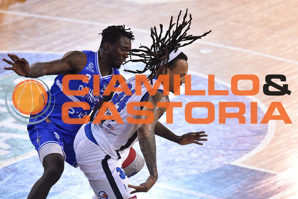 Moss David<br /> Germani Basket Brescia vs Enel Brindisi<br /> Lega Basket Serie A 2016/2017<br /> Brescia 11032017<br /> Foto Ciamillo-Castoria/G. Ciamillo