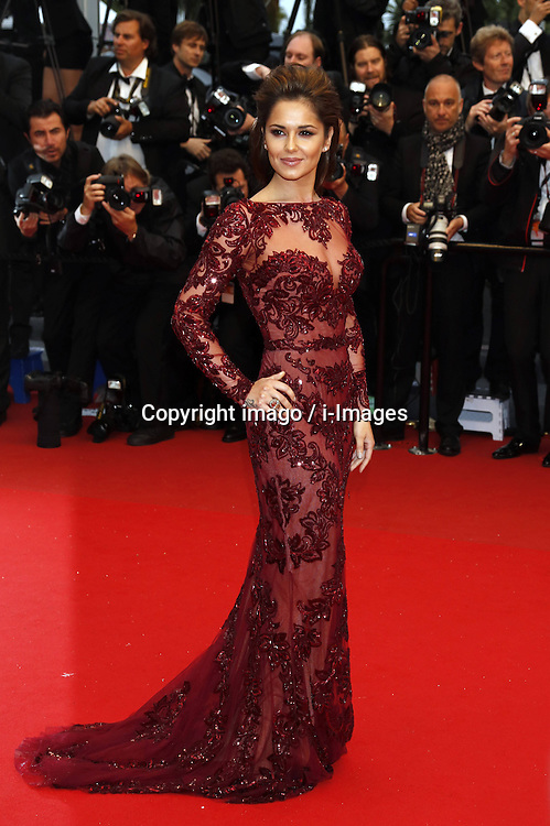 59664054  .Cheryl Cole attending the Jimmy P.( Psychotherapy of a Plains Indian) premiere at the 66th Cannes Film Festival in Cannes, southern France, May 18, 2013. Photo by: imago / i-Images. UK ONLY