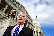 Rep. Barney Frank (D-MA) on one of his last days as a member of Congress.