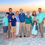 Santone Family Beach Photos
