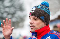 06.01.2015, Paul Ausserleitner Schanze, Bischofshofen, AUT, FIS Ski Sprung Weltcup, 63. Vierschanzentournee, Probedurchgang, im Bild Trainer Alexander Stöckl (NOR) // Headcoach Alexander Stöckl of Norway during Trial Jump of 63rd Four Hills Tournament of FIS Ski Jumping World Cup at the Paul Ausserleitner Schanze, Bischofshofen, Austria on 2015/01/06. EXPA Pictures © 2015, PhotoCredit: EXPA/ JFK