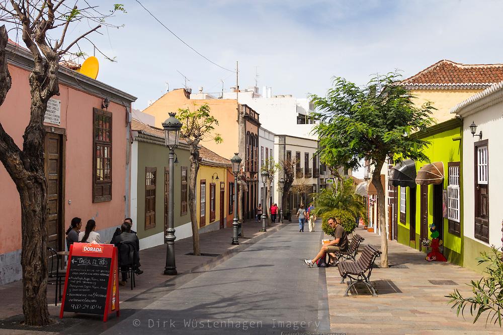 Altstadt von Los Llanos, La Palma, Kanarische Inseln, Spanien