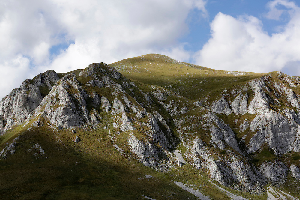 Zelengora mountain, Sutjeska National Park, Bosnia and Herzegovina.
