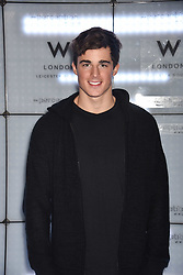 Pietro Boselli at the official launch of The Perception at W London, 10 Wardour Street, London England. 7 November 2017.<br /> Photo by Dominic O'Neill/SilverHub 0203 174 1069 sales@silverhubmedia.com