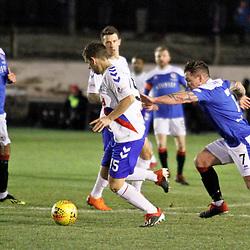 Cowdenbeath v Rangers, Scottish Cup, 30 January 2019