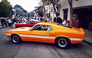 Scenes from Ocean Avenue in Carmel-by-the-Sea, during the Carmel Concours on the Avenue 2016 event<br /> <br /> (shot with Samsung Galaxy S5 - some resolution limitations apply when printing)